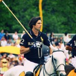 Nacho Figueras & The Black Watch Polo Team