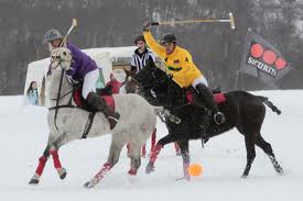 Fin del Mundo Snow Polo Cup in Ushuaia in Argentina